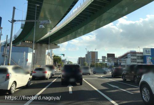 ららぽーと名古屋の渋滞について
