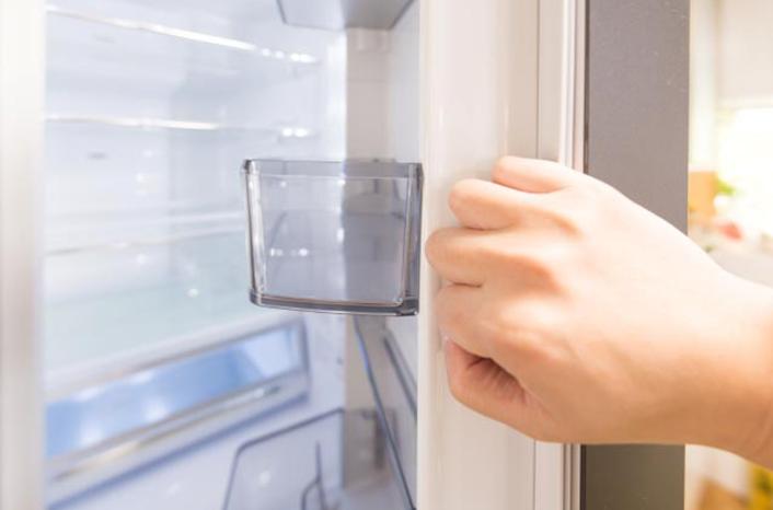 台風の停電で冷蔵庫は?どうなるの?