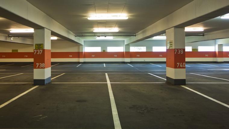 メッツァビレッジ近くの駐車場!どんなところがある?