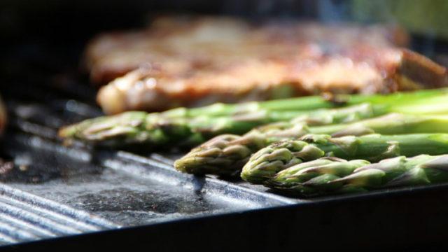 太いアスパラを焼く!下処理やグリル料理おすすめレシピ3つも紹介!